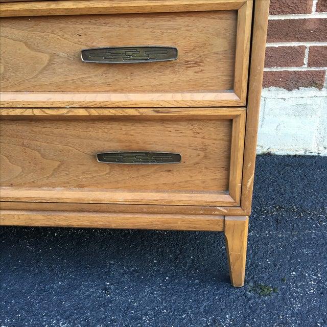Kroehler Highboy Tall Dresser - Image 6 of 7