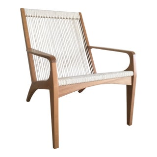Contemporary Modern Gisele Lounge Chair