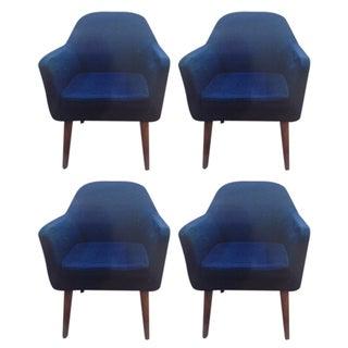 Knoll Eero Saarinen Arm Chairs - Set of 4