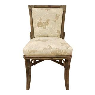 Brasserie Side Chair Rattan