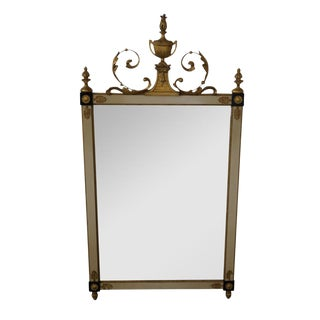 Friedman Brothers Vintage Adams Style Gilt Wall Mirror
