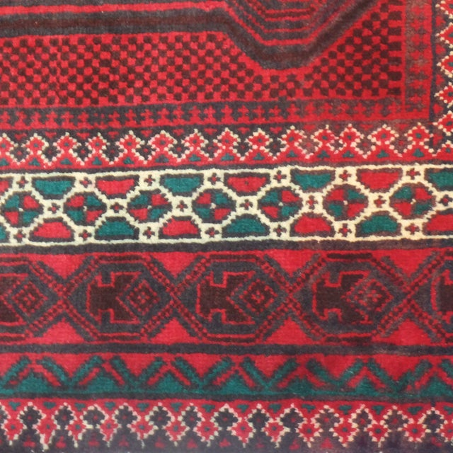 Baluch Rug 3' x 5' - Image 4 of 5