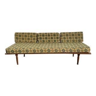 Douglas Eaton Mid-Century Armless Sofa Daybed