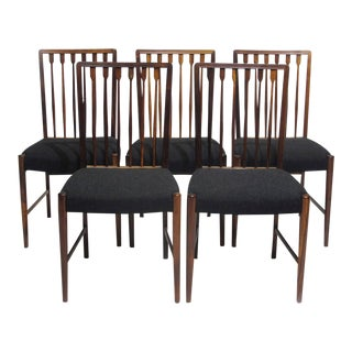 Georg Kofoed Danish Rosewood Dining Chairs
