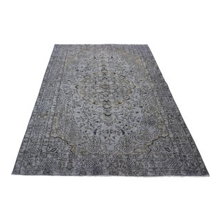 "Ori̇ental Turki̇sh Overdyed Rug - 5'5"" x 9'"