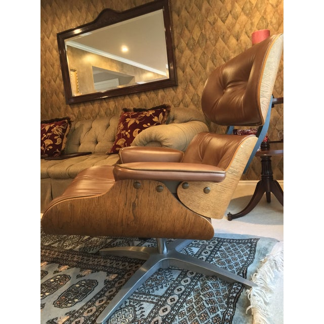 1960 Segal Reproduction of Eames Lounge Chair - Image 5 of 11