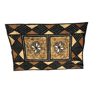 Vintage African Mud Cloth Fabric