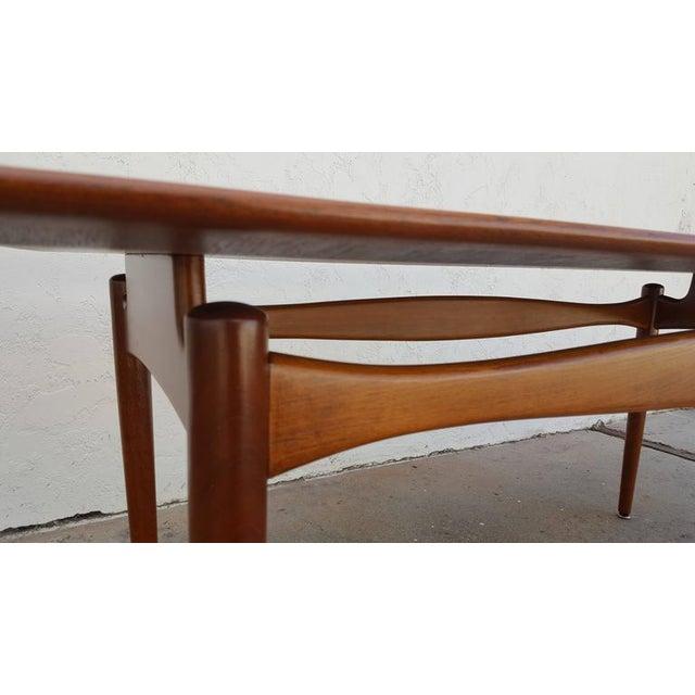 Finn Juhl Teak Coffee Table - Image 3 of 8