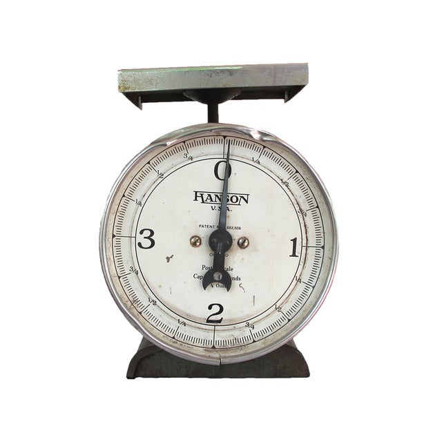 Image of Rustic Kitchen Scale