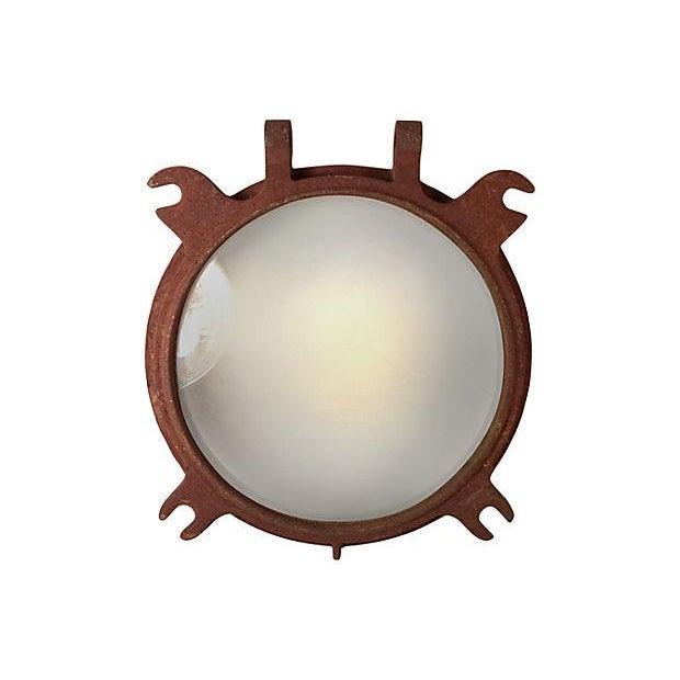 Antique Ship's Porthole - Image 1 of 3