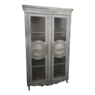 Habersham Country French Armoire