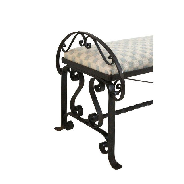 Image of Arts & Crafts Style Bench