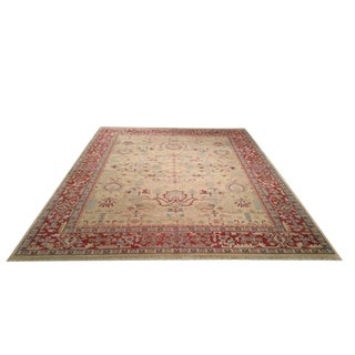 Traditional Hand Made Rug - 8' x 10'3''