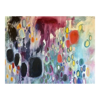 Color My World Original Painting on Canvas