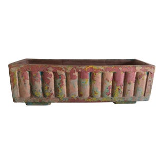 Spanish Terra Cotta Planter