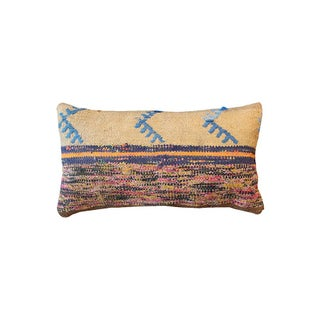 Colorful Turkish Kilim Pillow