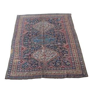 Antique Persian Khamseh - 5'x8'
