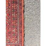 "Image of Vintage Red & Orange Persian Rug - 6'4"" X 9'10"""