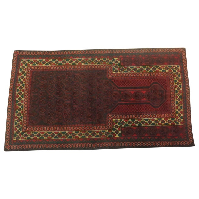 Image of Baluch Rug 3' x 5'