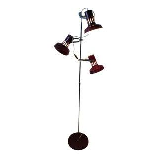 60's Italian Adjustible Floor Lamp