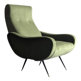 Italian Modern Style Lounge Chair