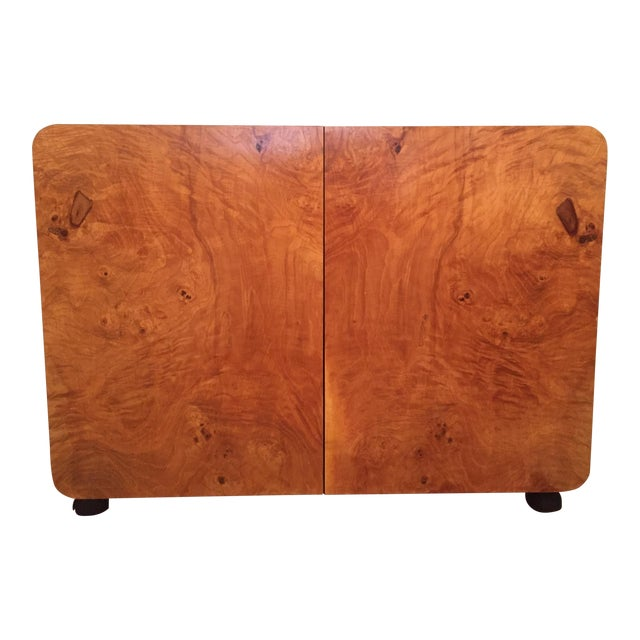 Mid-Century Modern Cabinets - A Pair - Image 1 of 9