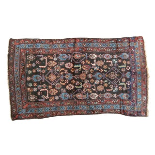 "Antique Kurdish Rug - 3'5"" x 5'10"""