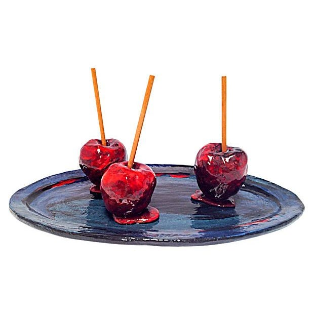 Image of Candied Apples by Betty Spindler