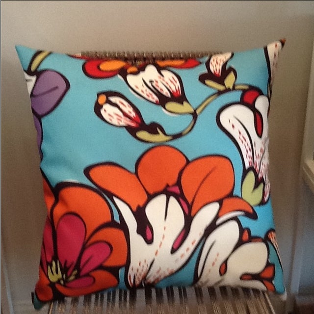 Image of Missoni Home Outdoor Pillow