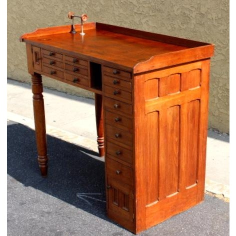 Vintage Watchmakers Bench - Image 2 of 4