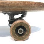 Image of Vintage 1970's Wooden Skateboard