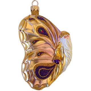 Patricia Breen Papillion Noel Ornament