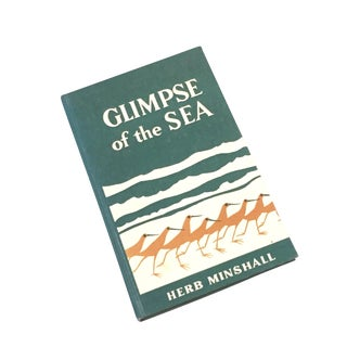 'Glimpse of the Sea' Signed Poetry Book
