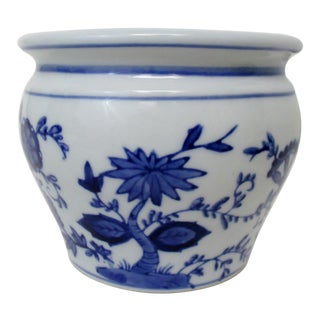 Small Porcelain Cachepot
