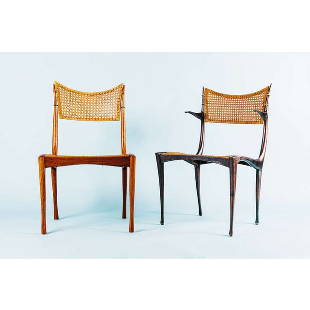 "Dan Johnson ""Gazelle"" Chairs - Set of 6 - Image 3 of 6"