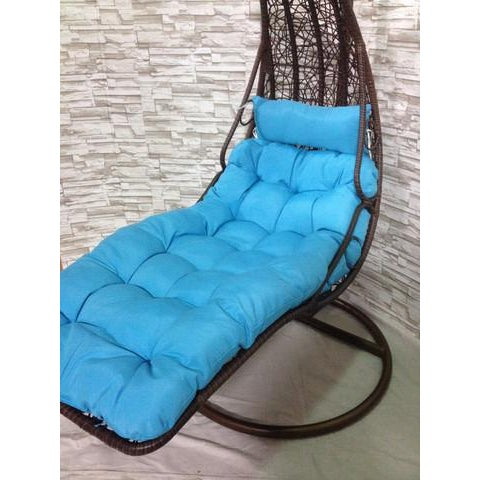 Rattan Swing Chair/Bed - Image 4 of 7