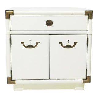 Drexel Accolade Campaign Nightstand