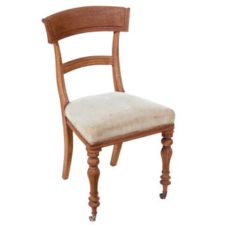 Late 19th Century Regency Chair