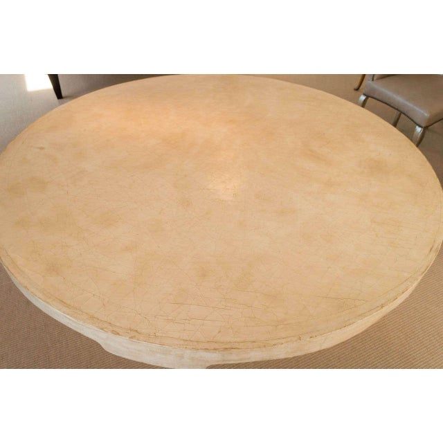 Moroccan Inspired Round Center Table - Image 6 of 8
