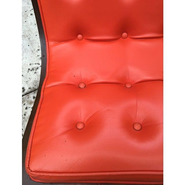 "Mid Century Modern ""Scoop"" Chair - Image 9 of 10"