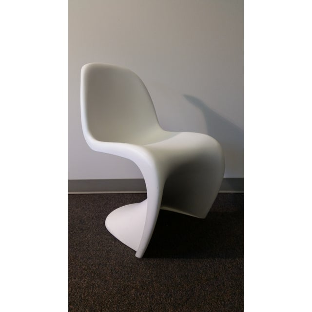 Image of Mid-Century Verner Panton Chairs - A Pair