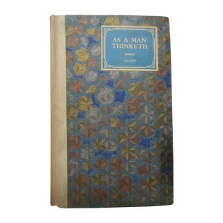 As a Man Thinketh, by James Allen, Hand-Decorated
