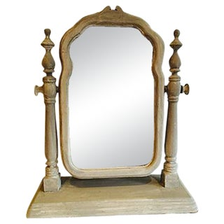 Gray European Vanity Mirror