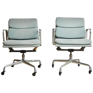 Eames for Herman Miller Soft Pad Task Chairs, 1985- A Pair