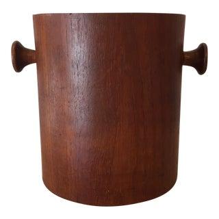 Mid-Century Modernist Ice Bucket