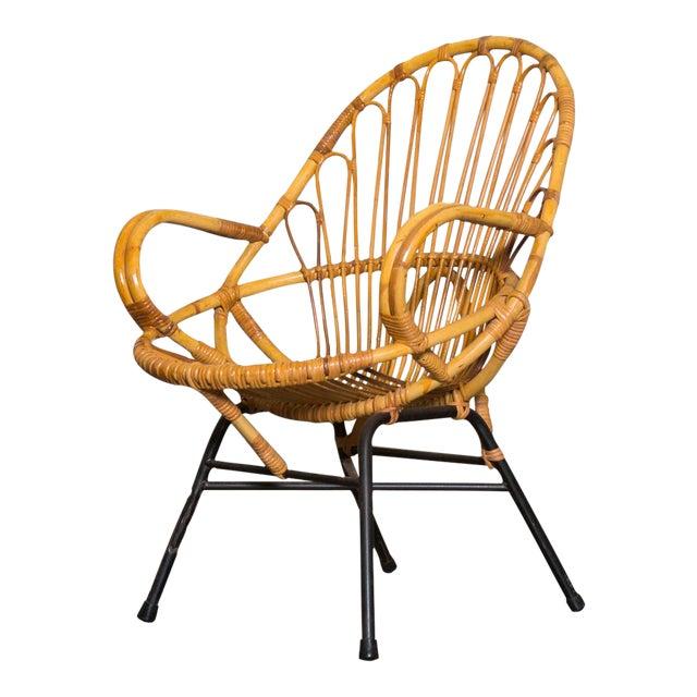 Rohe Noordwolde Bamboo Hoop Armchair - Image 1 of 11