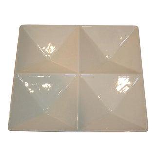 Kaj Franck for Arabia Origami Form Ceramic Tray