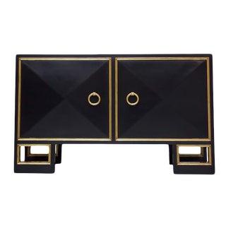 "Truex American Furniture ""St. Regis "" High Gloss Lacquered Cabinet"