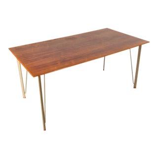Dining Table by Arne Jacobsen for Fritz Hansen, Denmark, circa 1955