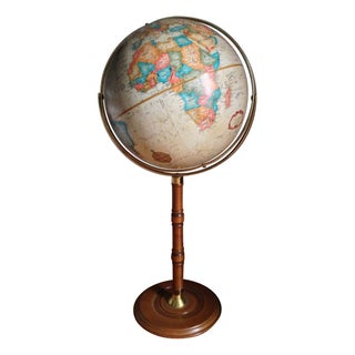 Vintage Replogle Globe